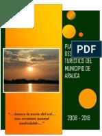 Plan de Desarrollo Turistico de Arauca