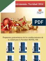 Especial Gastronomía Navidad 2014