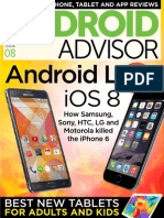 Android Advisor Issue 08 - 2014 UK