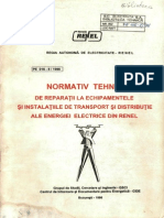 Prescriptie Energetica PE 016-8-1996