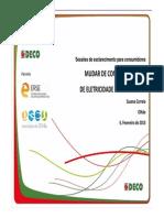 2013 Deco Liberalizacao Mercado Energetico