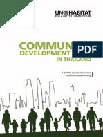Community Development Fund in Thailand