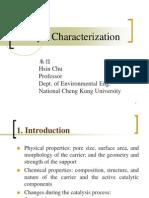 03 Catalyst Characterization