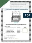 Electrodeposicion de Cobre en Baño ACIDO BRILLANTE1