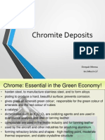 Chromite Deposits