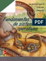 Fundamentos de Sistemas Operativos - 7ma Edición - Abraham Silberschatz, Peter Baer Galvin & Greg Gagne