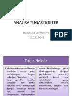 ANALISA TUGAS