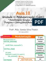 Madularização - Funções - Linguagem C.pdf