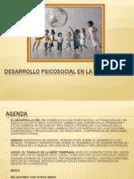 Desarrollo Psicosocial en La Infancia Temprana