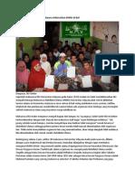 Mahasiswa NU Universitas Udayana Deklarasikan KMNU Di Bali