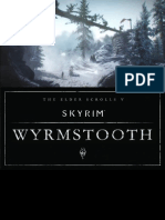 Skyrim Wyrmstooth Official Strategy Guide