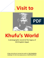 A VISIT TO KHUFU'S WORLD - COMPANION GUIDE TO THE PHARAOH.pdf