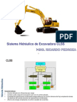 Hidráulica de Maquinaria Pesada Komatsu Excavadora