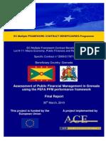 Grenada Pefa Report En