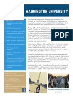 GW Fact Sheet 2014-2015