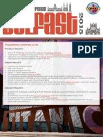 Programme Dec 2014