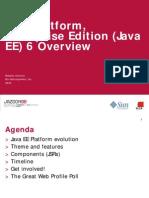 Enterprise Edition (Java EE) 6 Overview 2940