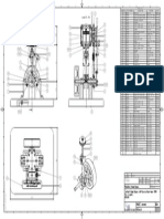 Assembly of steam engine