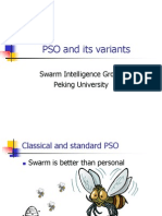 PSO and its variants
