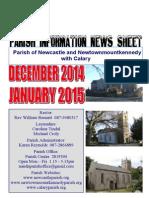 Pins Dec 2014 & Jan 2015