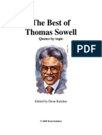 The Best of Thomas Sowell