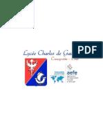 Manual Convivencia escolar y evaluación 2014-2015