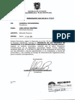 Proyecto de Ley Organica de Incentivos a La Produccion