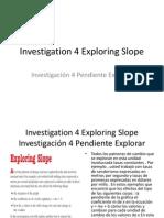 investigation 4 exploring slope