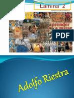 LÁMINA 2 Adolfo Riestra