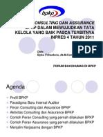 Peran Consulting Dan Assurance Bpkp_juni2011