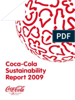 Coca-Cola Sustainability Report 2009