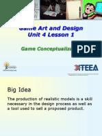 unit 4 1  game prototype production