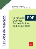 Ie2762 El Salvador Quimico Farmaceutico