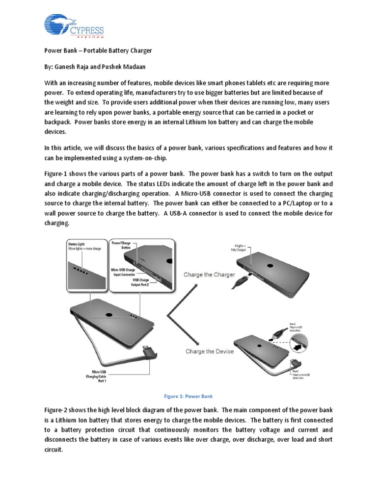 Cypress Oct2013 En Battery Charger Electricity Overdischarge Cut Off Circuit Electronics Design