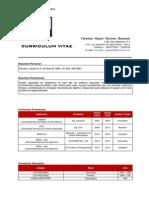 Curriculum Vitae Ing.christian Mayaute Octubre2014
