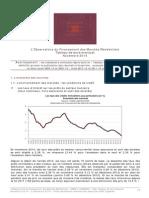 Baromètre Crédit Logement CSA