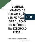 Manual Reclamação Créditos