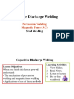 2e1a Capacitive Discharge Welding