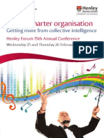Henley Knowledge Conference 2015
