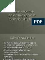 6. ITIS y Real Academia Española