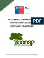 Procedimiento de Trabajo Seguro_ Transporte Matpel