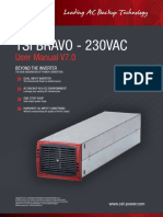 CET Power - User Manual - Bravo - 7.0