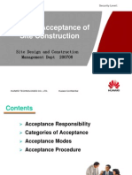 05-Guide to Acceptance of Site Construction