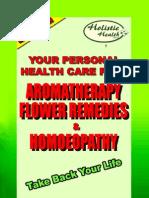 AromatherapyFlowerRemedies&Homoeopathy