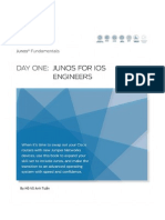 Day One - Junos for IOS Engineers