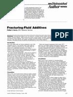 Fracturing Fluid