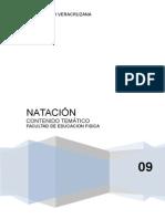 Historia de La Natacio1 Apuntes Sergio Actuales