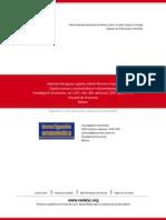 Capital Humano y Productividad en Microempresas