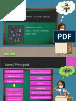 presentacion de computadora