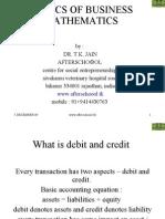 Basics of Accounting & bookkeeping